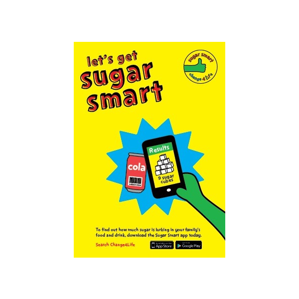 Sugar smart 6 sheet cola scan image only campaign resource centre - Five smart uses of sugar ...