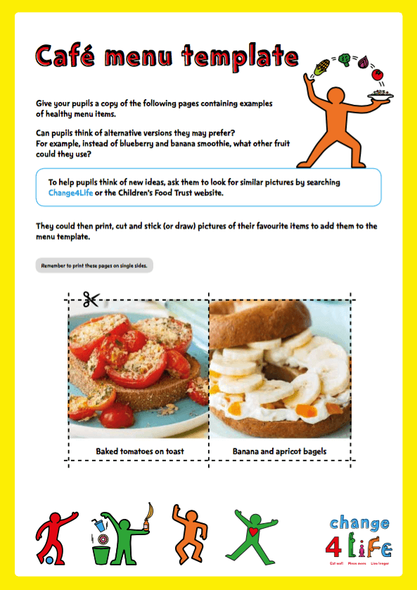 Our Healthy Year Reception Classroom Activity Sheets Phe School Zone