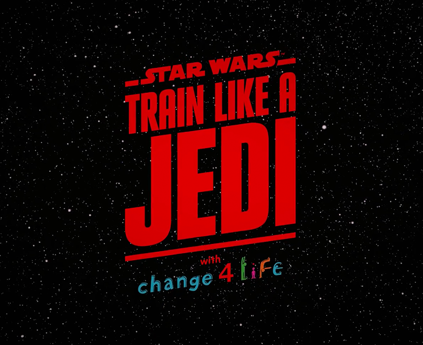Train Like A Jedi logo