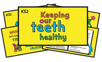 Keeping our teeth healthy – KS2 lesson plan