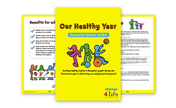 Our Healthy Year: Reception toolkit