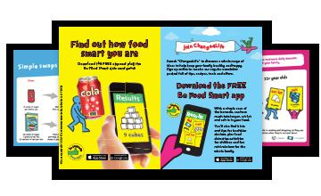 Be Food Smart: parent pack