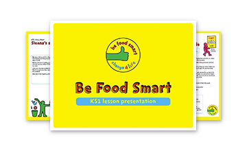 Be Food Smart: KS1 toolkit