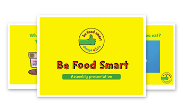 Be Food Smart: assembly presentation