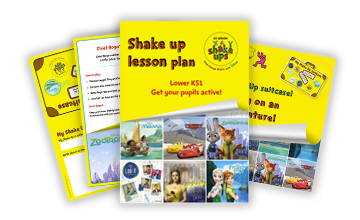 10 Minute Shake Up 2017 lower KS1 toolkit