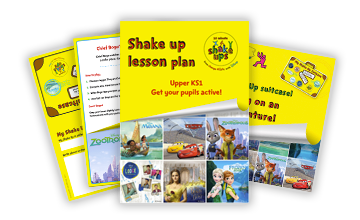 10 Minute Shake Up 2017 upper KS1 toolkit