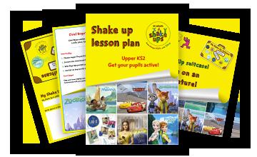 10 Minute Shake Up  2017 upper KS2 toolkit