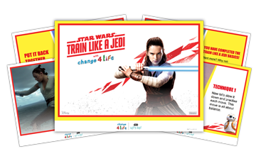 Train Like A Jedi whole-school assembly powerpoint thumbnail