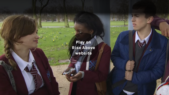 Watch on Rise Above - Play Up to You - smoking pick-a-path role play